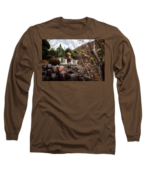 End Of Winter In Korea Long Sleeve T-Shirt