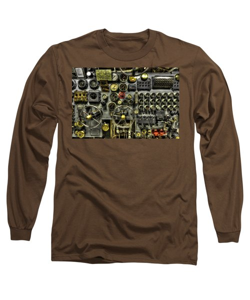 Engine Room Long Sleeve T-Shirt