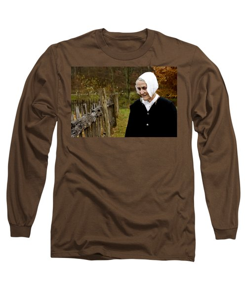 England On The Virginia Frontier Long Sleeve T-Shirt