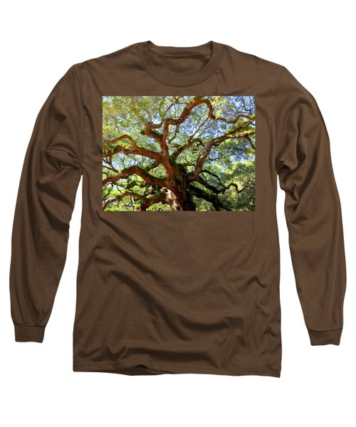 Entangled Beauty Long Sleeve T-Shirt