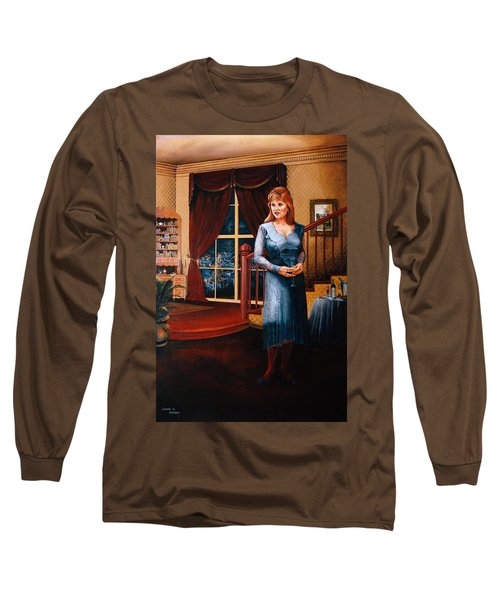 Delaina Long Sleeve T-Shirt