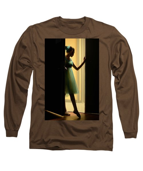 Enter Upon This Stage Long Sleeve T-Shirt