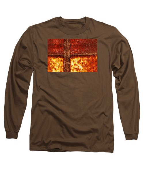 Long Sleeve T-Shirt featuring the photograph Erosion by Wendy Wilton