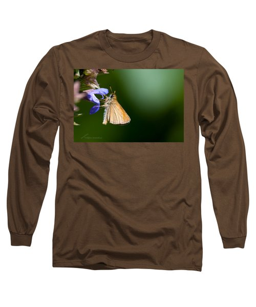 European Skipper Long Sleeve T-Shirt by Torbjorn Swenelius