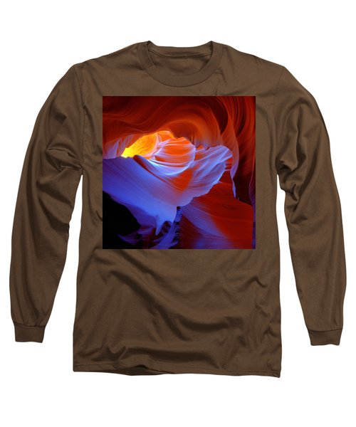 Evanescent Light Long Sleeve T-Shirt