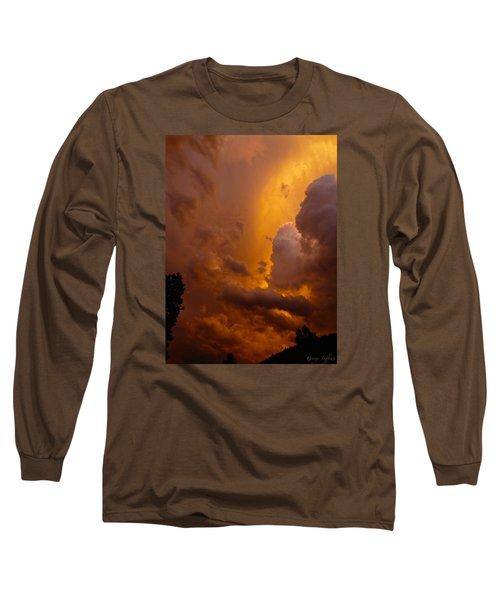 Evening Sky Long Sleeve T-Shirt