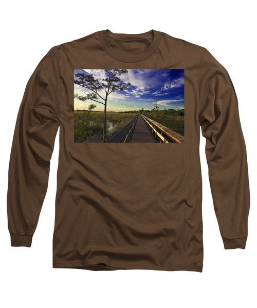 Everglades  Long Sleeve T-Shirt