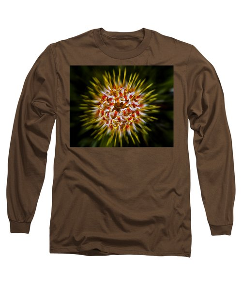 Explosion Long Sleeve T-Shirt
