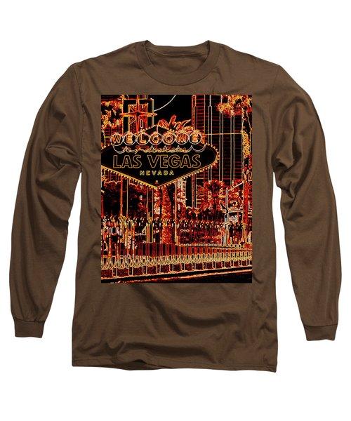Fabulous Las Vegas Long Sleeve T-Shirt