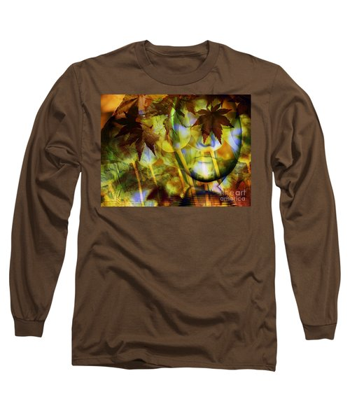 Face In The Rock Dreams Of Tulips Long Sleeve T-Shirt