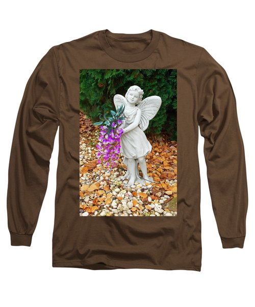 Long Sleeve T-Shirt featuring the photograph Fairy by Aimee L Maher Photography and Art Visit ALMGallerydotcom