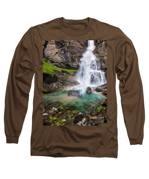 Fall And Rainbow Long Sleeve T-Shirt