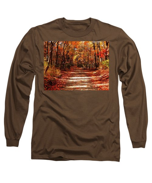 Fall At Cheesequake Long Sleeve T-Shirt