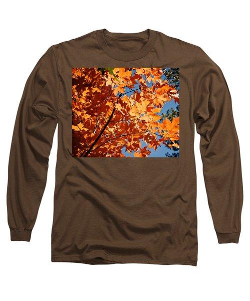 Fall Colors 2 Long Sleeve T-Shirt
