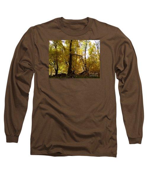 Fall Colors 6169 Long Sleeve T-Shirt by En-Chuen Soo