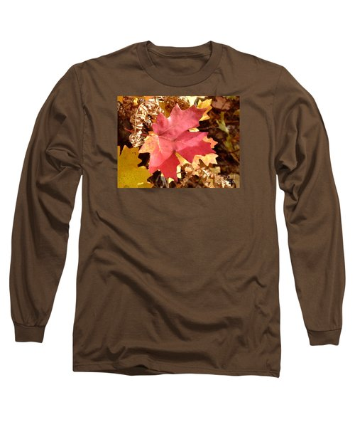 Fall Colors 6313 Long Sleeve T-Shirt by En-Chuen Soo