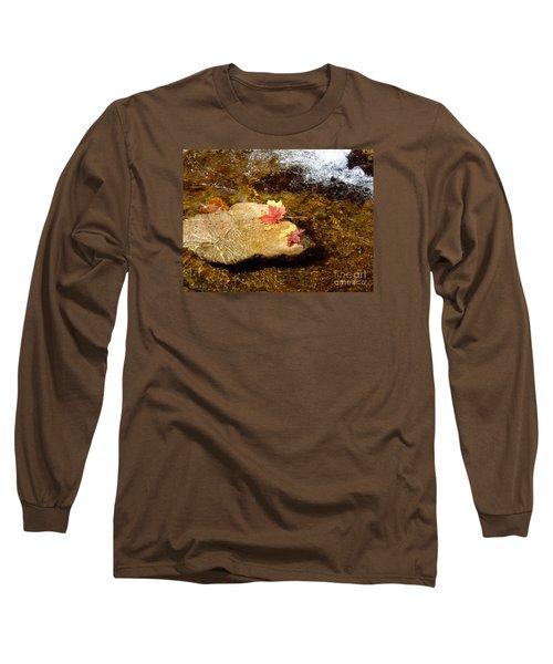 Fall Colors 6348 Long Sleeve T-Shirt by En-Chuen Soo