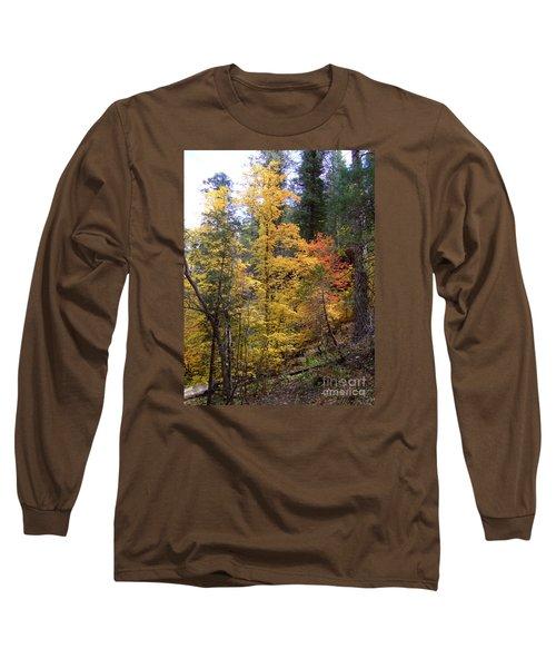 Fall Colors 6368 Long Sleeve T-Shirt by En-Chuen Soo
