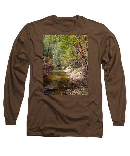 Fall Colors 6379 Long Sleeve T-Shirt by En-Chuen Soo