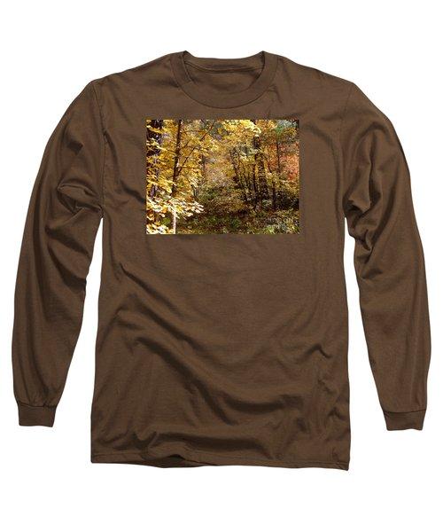 Fall Colors 6405 Long Sleeve T-Shirt by En-Chuen Soo