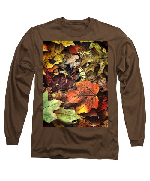 Fall Colors Long Sleeve T-Shirt