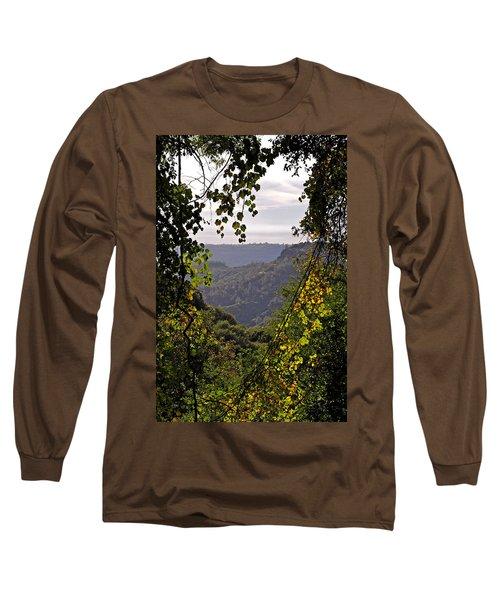 Fall Frames The Canyon Long Sleeve T-Shirt