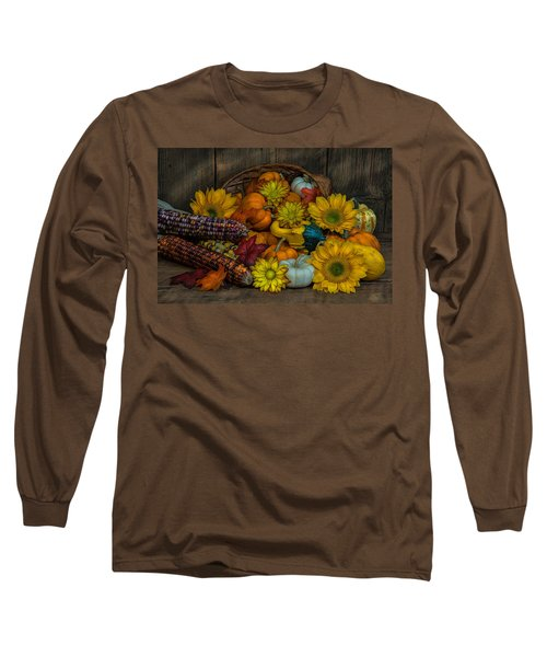 Fall Has Arrived Long Sleeve T-Shirt