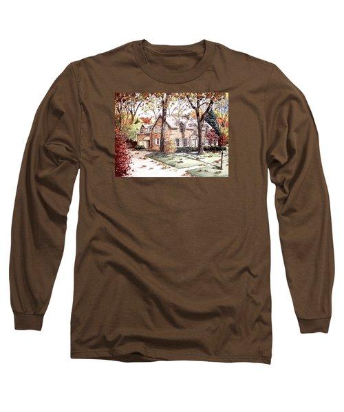 Fall Home Portriat Long Sleeve T-Shirt