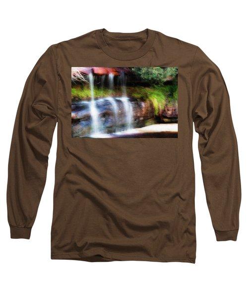Fall Long Sleeve T-Shirt by Miroslava Jurcik