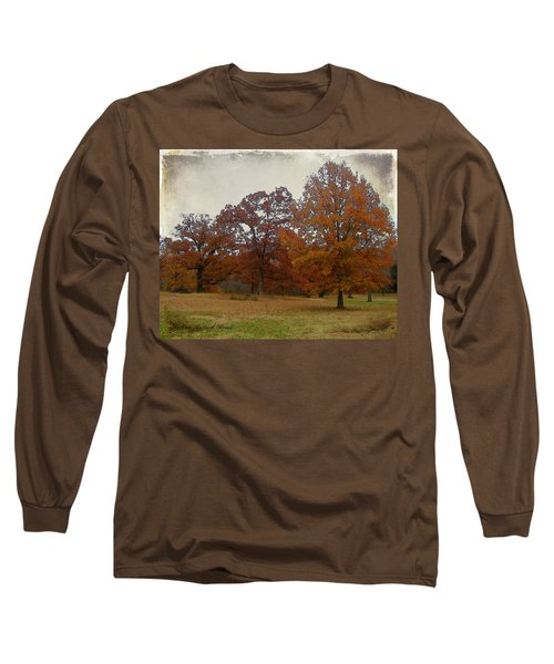 Fall On Antioch Road Long Sleeve T-Shirt
