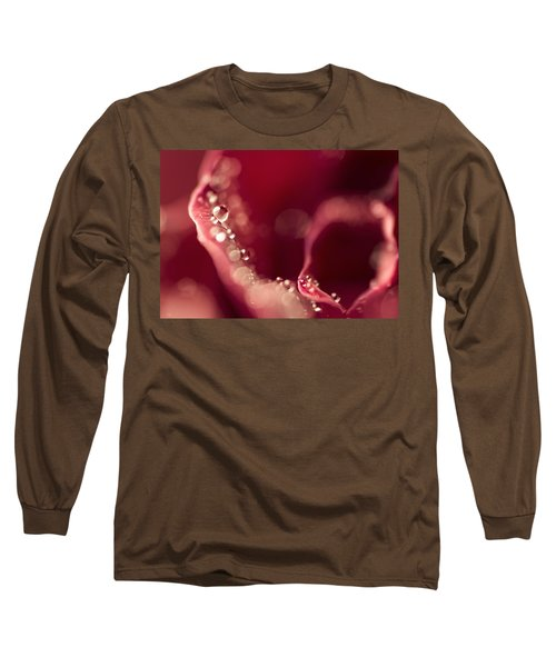 Falling Into The Abyss Long Sleeve T-Shirt