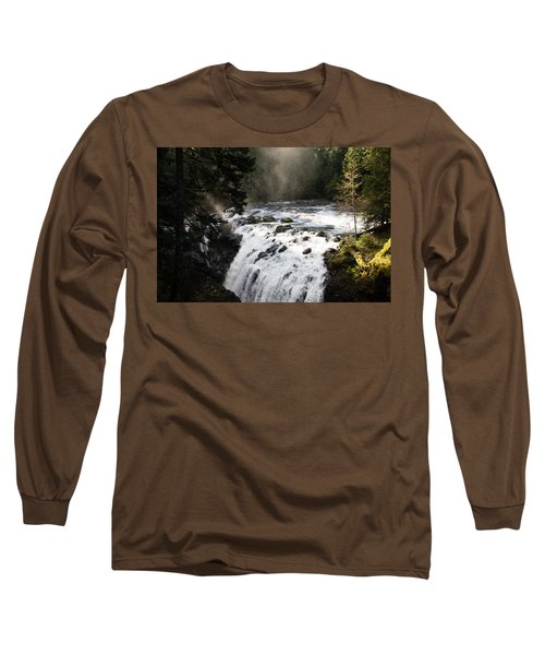 Waterfall Magic Long Sleeve T-Shirt