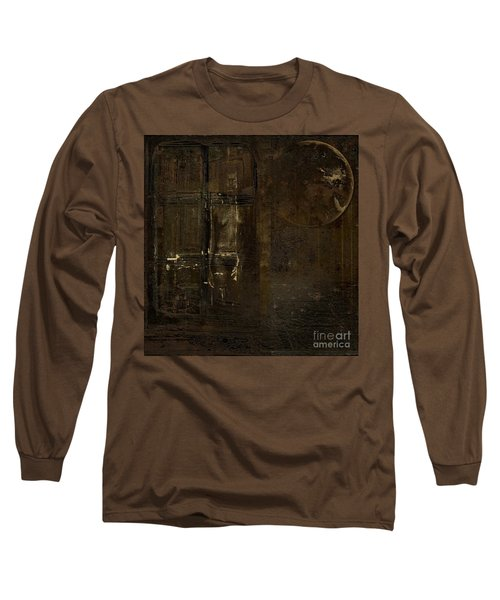 Feeling Invisible Long Sleeve T-Shirt by Andrea Kollo