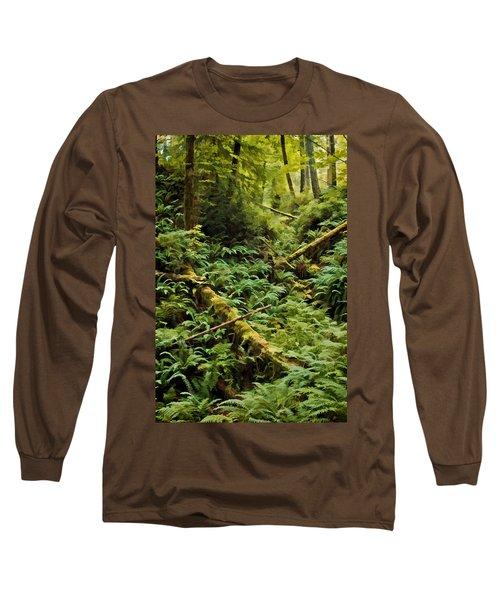 Fern Hollow Long Sleeve T-Shirt