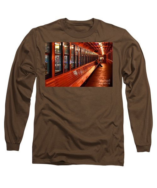 Ferry Boat Riders Long Sleeve T-Shirt