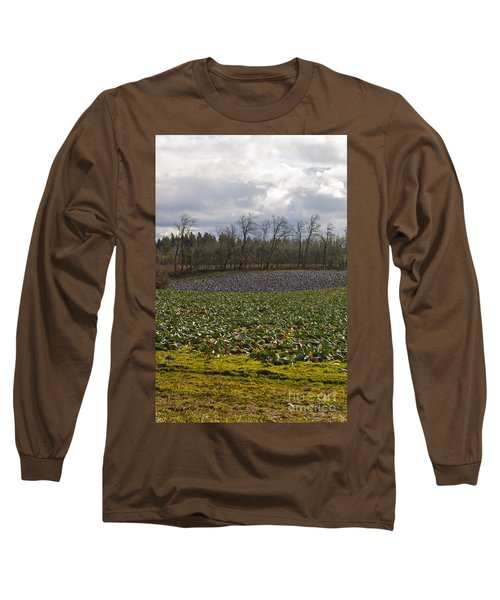 Long Sleeve T-Shirt featuring the photograph Field Of Color 2 by Belinda Greb