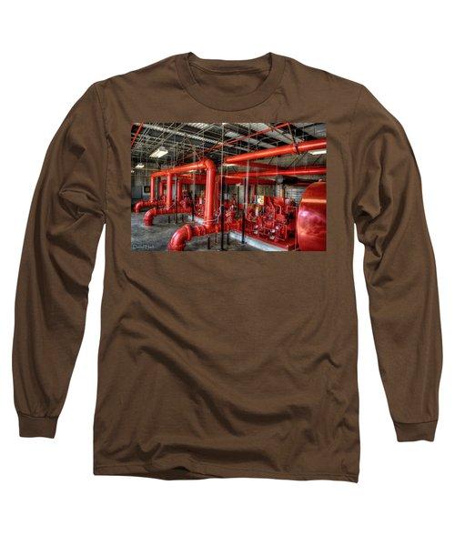 Fire Pump Long Sleeve T-Shirt