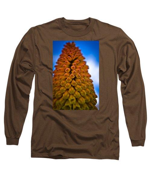 Firepoker Long Sleeve T-Shirt by Joel Loftus