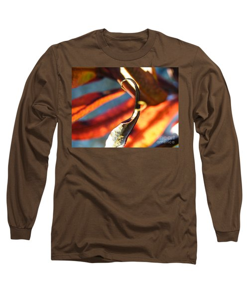 Fireweed Number 4 Long Sleeve T-Shirt by Brian Boyle