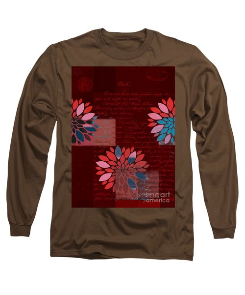 Floralis - 833 Long Sleeve T-Shirt