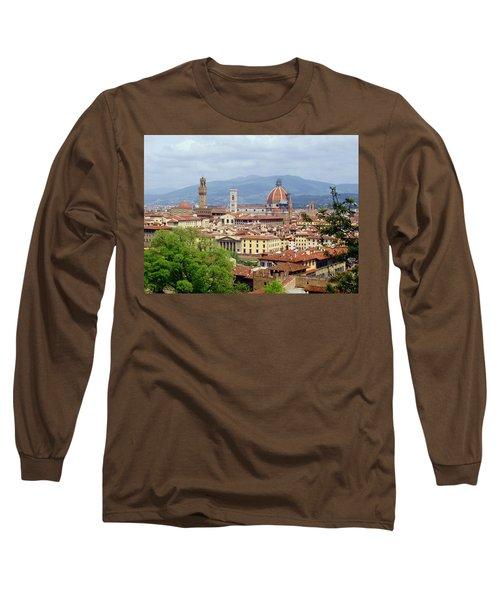 Florence Long Sleeve T-Shirt by Ellen Henneke