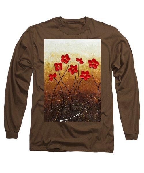 Flores De Mi Jardin 1 Long Sleeve T-Shirt