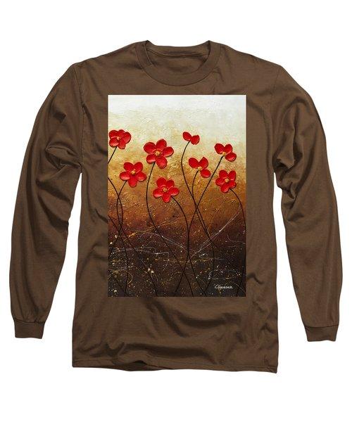 Flores De Mi Jardin 3 Long Sleeve T-Shirt