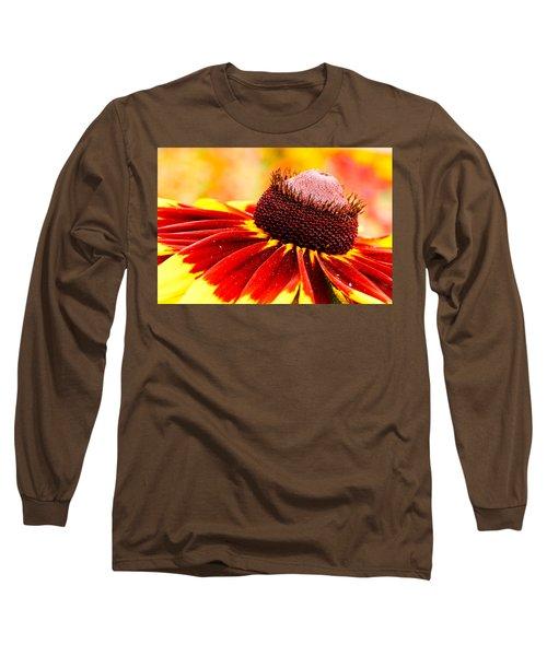 Black Eyed Susan Hybrid Long Sleeve T-Shirt