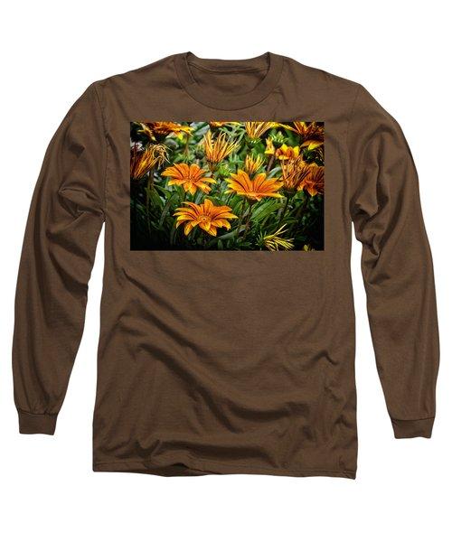 Flower Town Long Sleeve T-Shirt