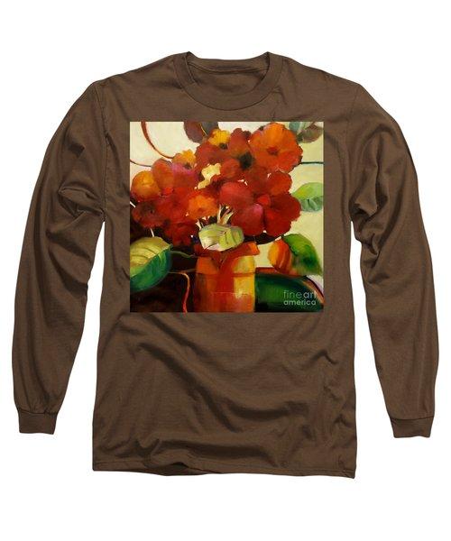 Flower Vase No. 3 Long Sleeve T-Shirt