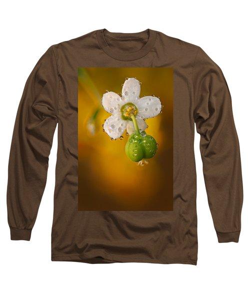 Flowering Spurge  Long Sleeve T-Shirt