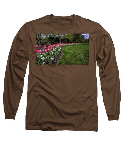 Flowers Of Spring Long Sleeve T-Shirt