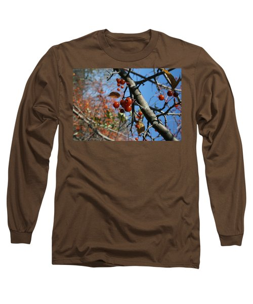 Focused Long Sleeve T-Shirt by Neal Eslinger