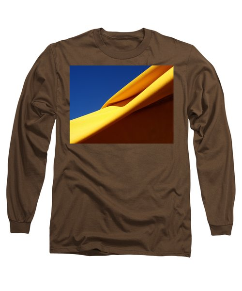 Fold Long Sleeve T-Shirt